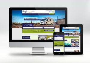 Days Motorhomes Website design