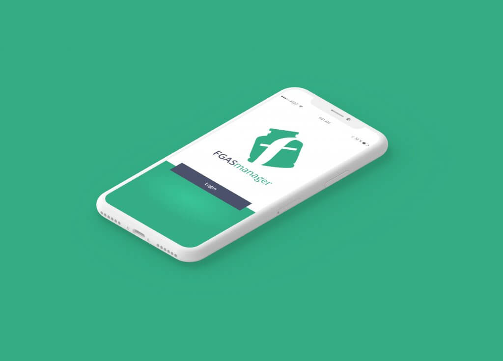 FGas Manager Mobile App Development