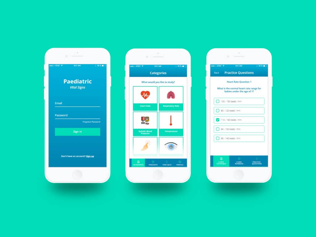 Pram App Design Development