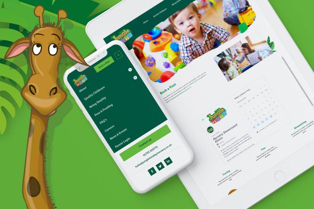 Jungle Tots Day Nursery